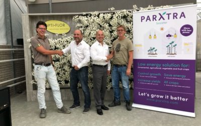 Opti-flor and ParXtra Trading are joining forces